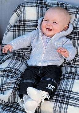 detalles para estilo único construcción racional Ropa cómoda y moderna para tu bebé - Estás de Moda: Revista ...