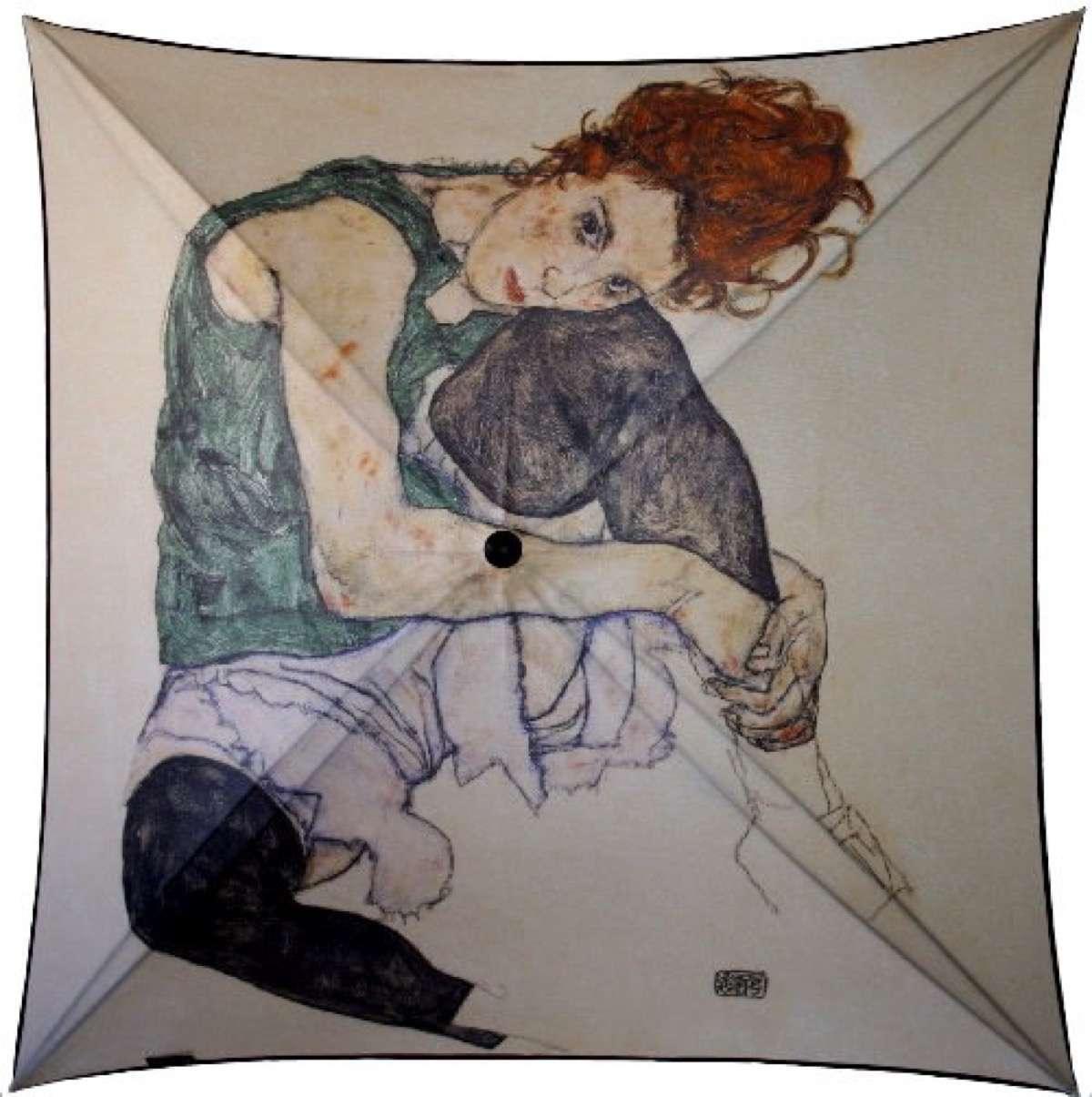 paraguas originales de arte