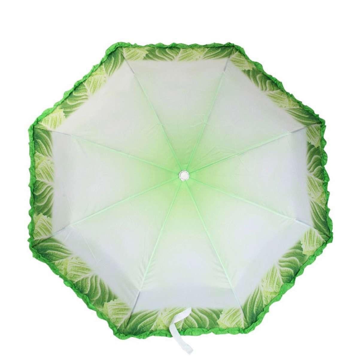 paraguas originales lechuga