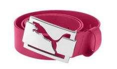 cinturon rosa puma