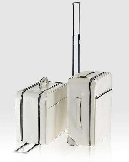 equipaje con estilo valextra