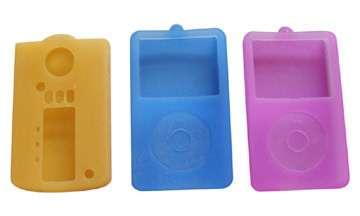 fundas de silicona para iPod