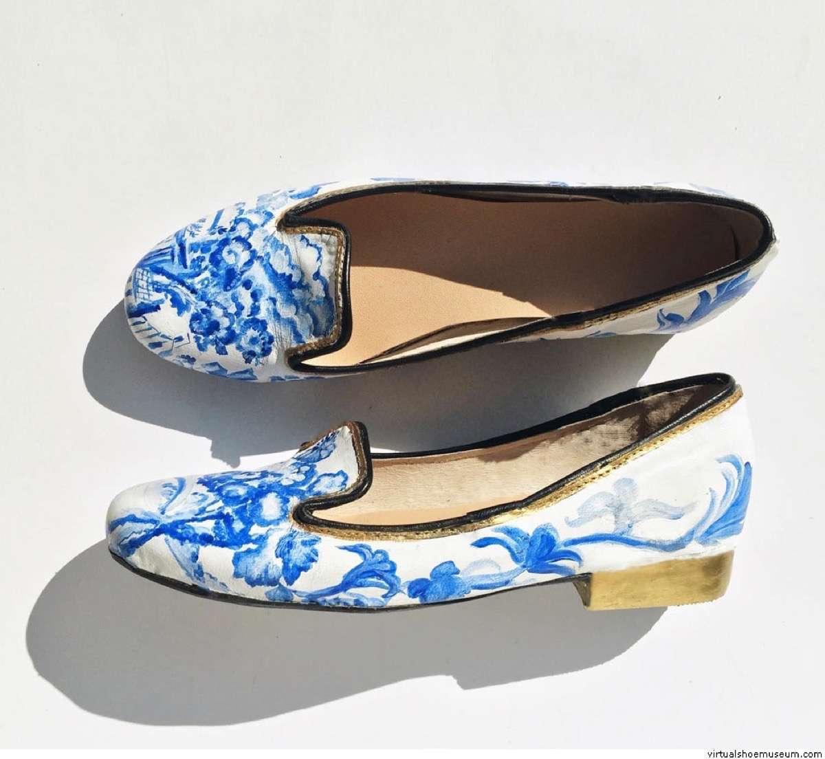 zapatos de museo