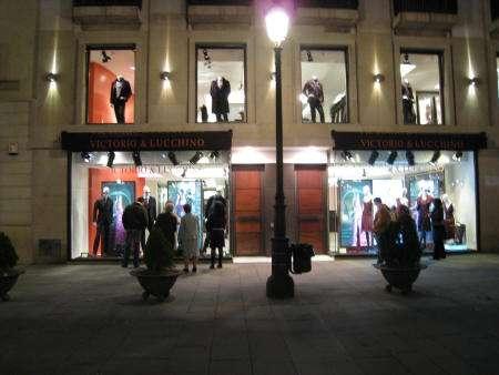 tienda vitorio lucchino sevilla