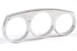 anillo para tres dedos de OAK