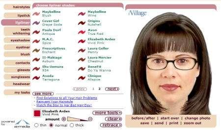 aprende a maquillarte haciendo practicas on-line