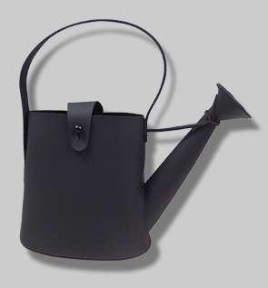 bolso regadera negro