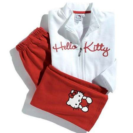 chandal hello kitty