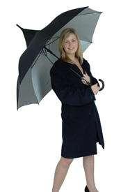 paraguas fiesta negro