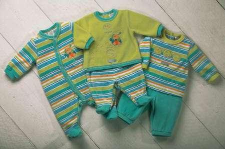 pijamas comodos originales tutto piccolo verde