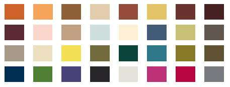 Texworld color trends otoño invierno 2008-2009