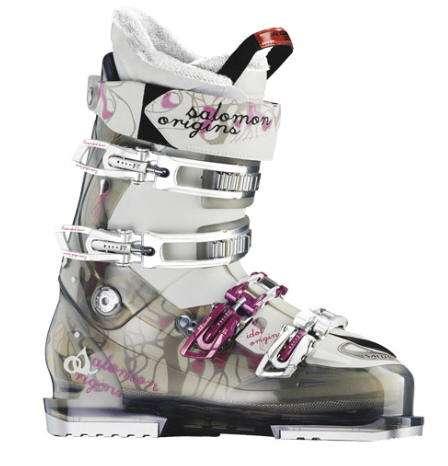 botas salomon para la nieve