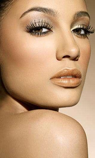 maquillaje para pestañas