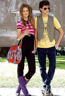 rockabillies estilo adolescente