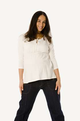 ropa embarazada camiseta vaqueros ph maternity