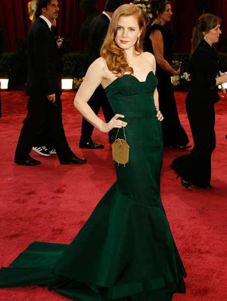 amy adams de proenza schouler bolso art nouveau red leighton