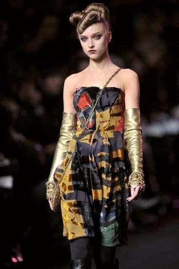 christian lacroix semana de la moda de París