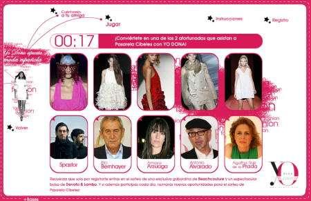 concurso de moda yo dona blogs