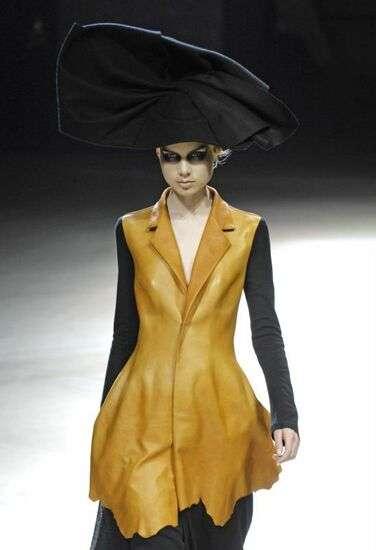 sombrero raro yojhi yamamoto