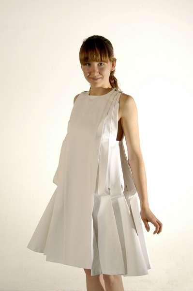 vestido claro carocora