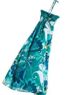 H&M flores para primavera azul
