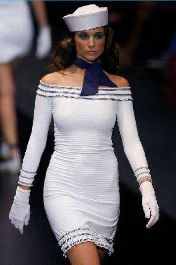 los vestidos blancos de pilar vidal