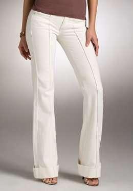 pantalon blanco primavera jlo