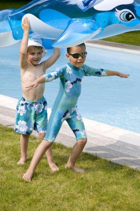 protege a los niños del sol archimede