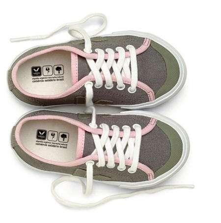 zapatillas deportivas veja para niños