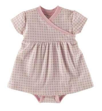algodon organico niña falda