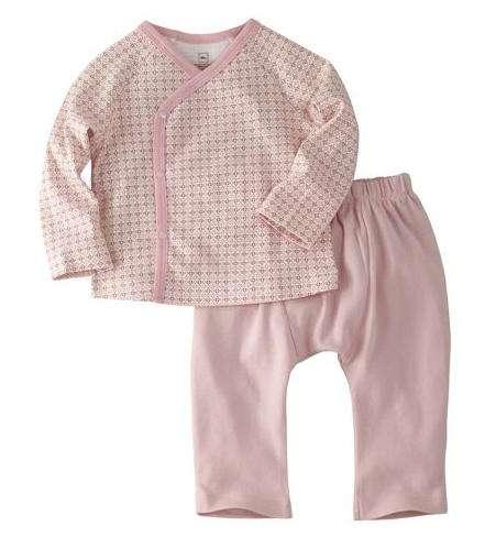 algodon organico niñas pijama