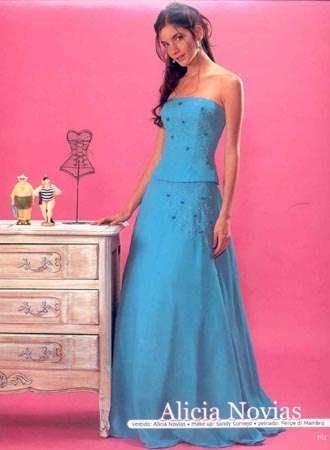 alicia novias azul