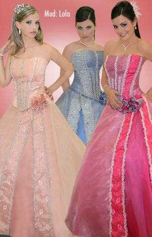 Vestidos De 15 Años Almacenes Roma Estás De Moda Revista