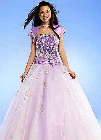 amaras tu vestido lila
