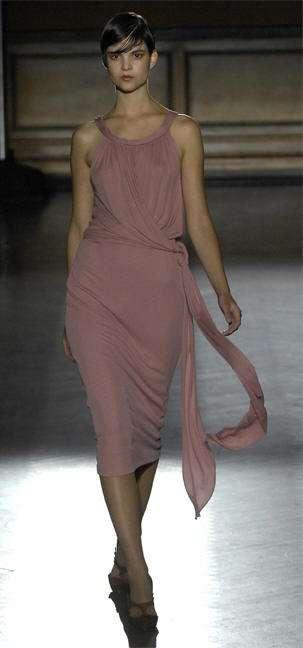costello tagliapietra vestido rosa