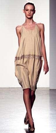 inspiracion clasica doori nyc vestido