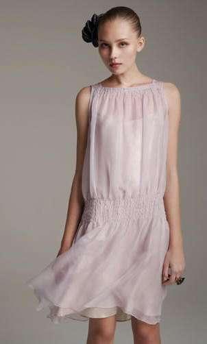 lovenia vestido gasa