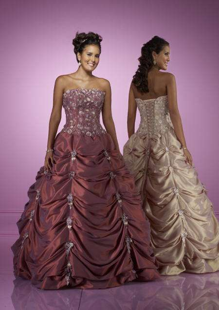 mori lee marron