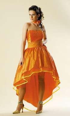 naranja nora rosi largo corto