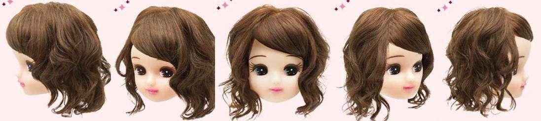 peinados 3d grande