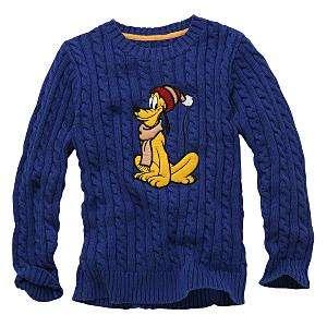 sweter pluto niño