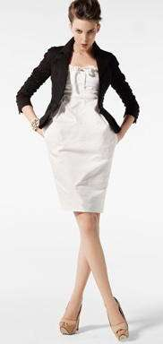 vestido blanco pauleka verano
