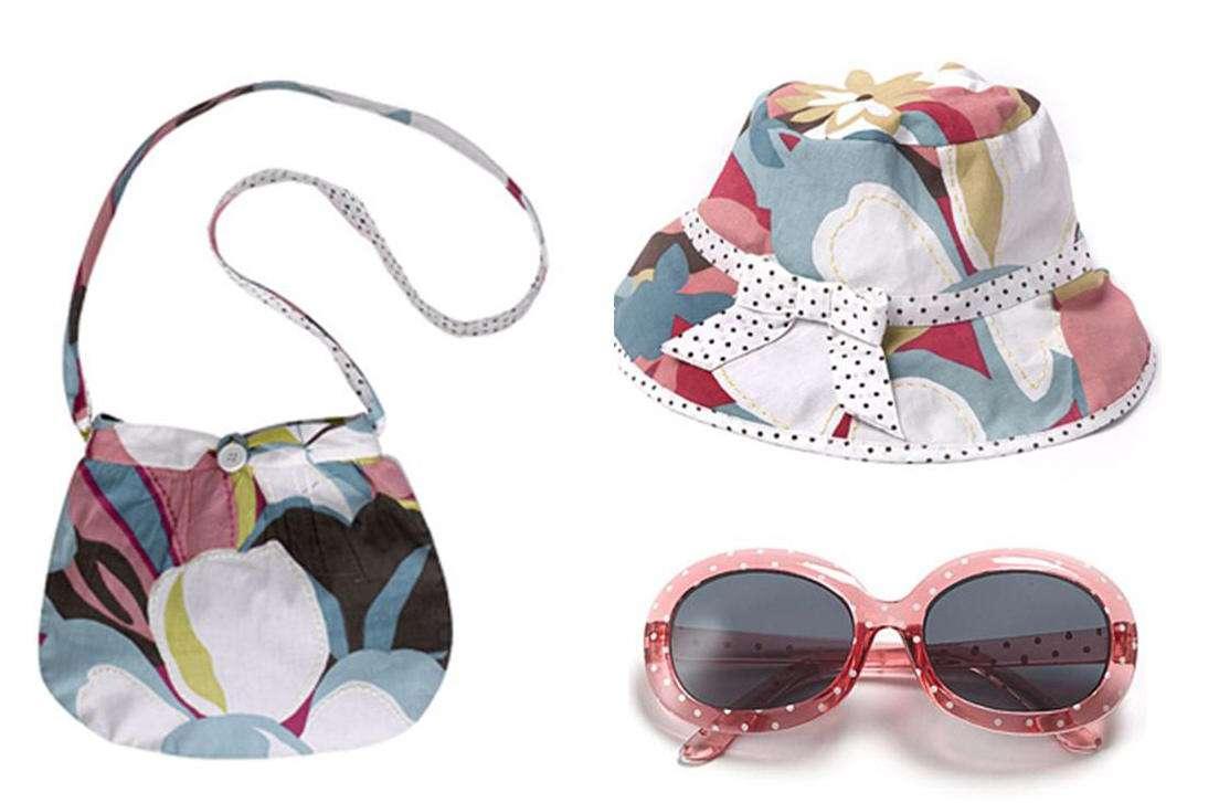 accesorios de verano para niñas monsoon