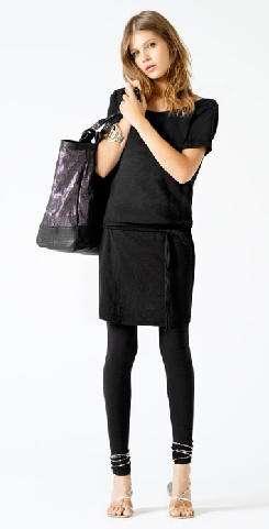 bash negro leggins