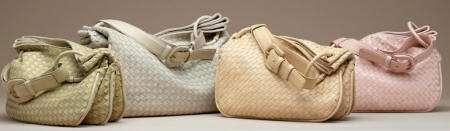 bolsos piel trenzada bottega veneta