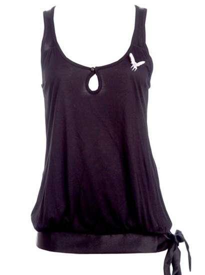 camiseta freesite negro