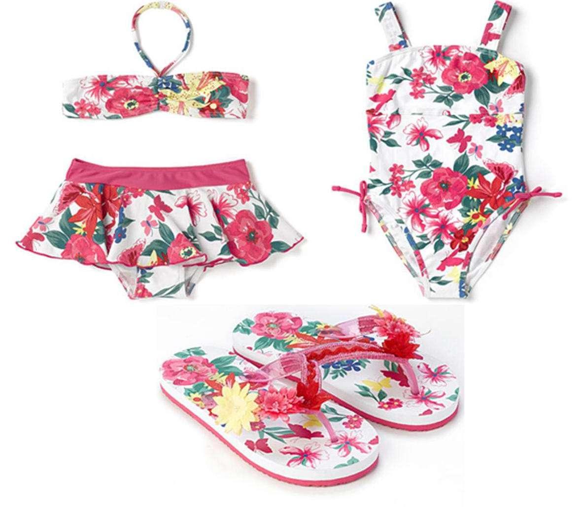 ropa de playa para niñas monsoon