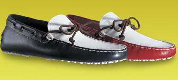zapatos bicolor tods