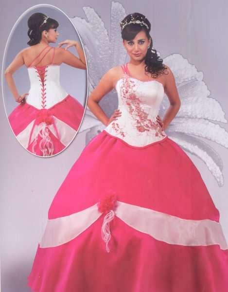 anrea galati novias los gatitos rosa blanco