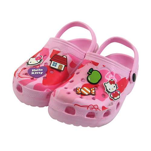 sandals hello kitty